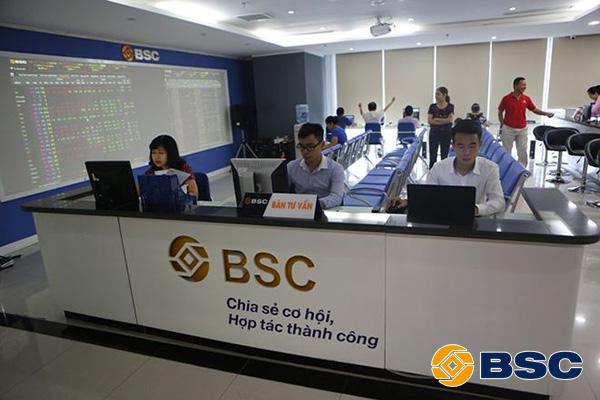 BSC là một trong các công ty môi giới chứng khoán tại Hà Nội tốt nhất
