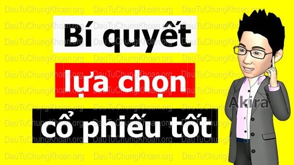 Bi Quyet Lua Chon Co Phieu Tot