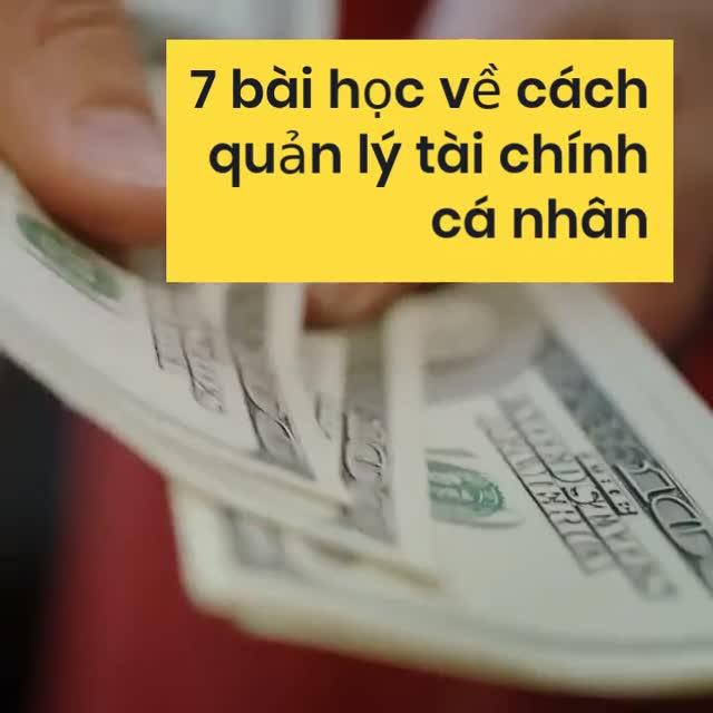 Quan Ly Tai Chinh Ca Nhan Hinh Anh
