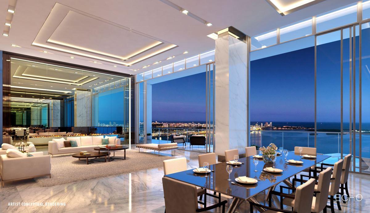 Căn hộ Penthouse là gì? Có nên đầu tư căn hộ penthouse hay không? | Mipec  City View