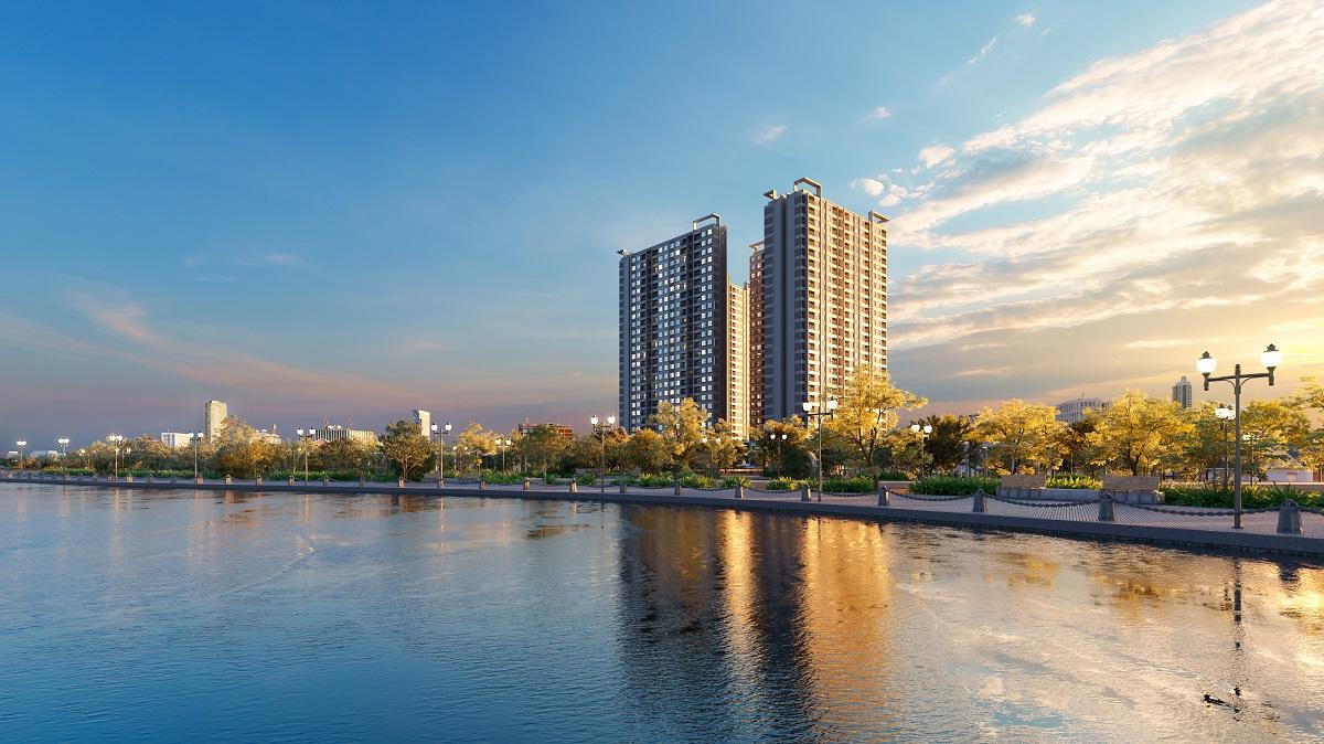 Đón sóng đầu tư bất động sản vệ tinh Sài Gòn - Khuong Thuan Land