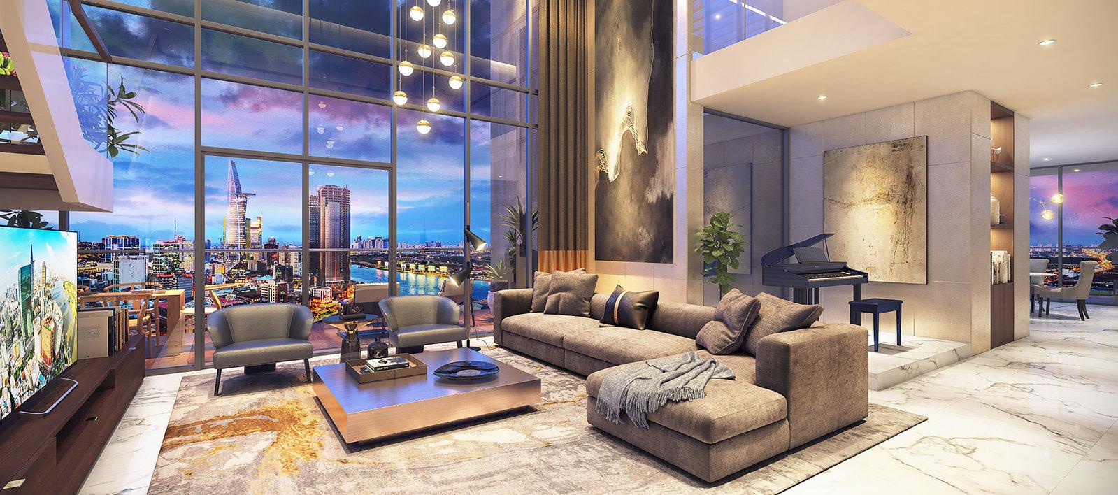 Căn hộ penthouse là gì? Điều bạn cần biết